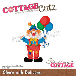 CottageCutz - Clown With...