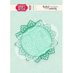 Craft & You - Doily 1 - CW103