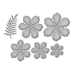 Spellbinders - Grand Cinch And Go Flowers - S5-436
