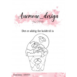 Anemone_ Design - Stempel - Is