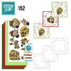 Stitch And Do 152 - Forest...