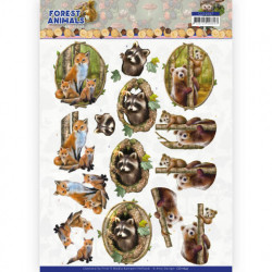 Amy Design - Forest Animals...