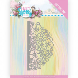 Amy Design - Enjoy Spring - Half Flower Circle - ADD10239