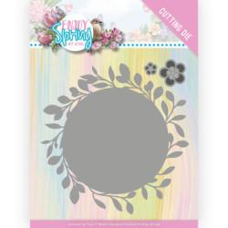 Amy Design - Enjoy Spring - Leaf Circle - ADD10241