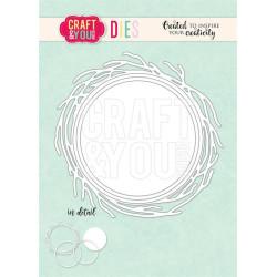 Craft & You - Frame Nest -...
