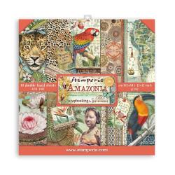 Stamperia - Amazonia - SBBL83