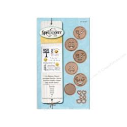 Spellbinders - Emojis - S1-007