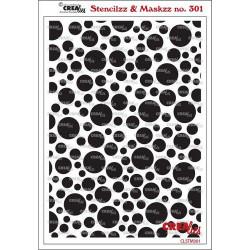 CREAlies - Stencils - Circles