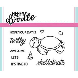 Heffy Doodle - Clear Stamps...