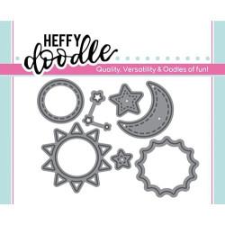 Heffy Doodle - Sun, Moon &...