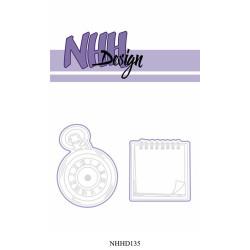 NHH Design - Dag Og Tid -...