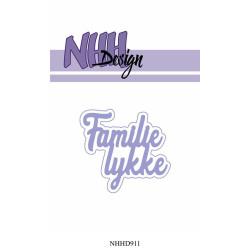 NHH Design - Familie Lykke...