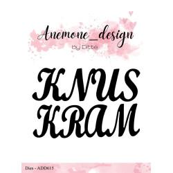 Anemone_Design - Knus & kram