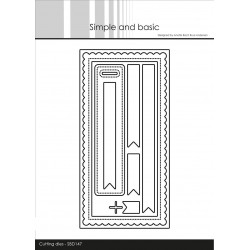 Simple And Basic - Mini Slimcard - SBD147