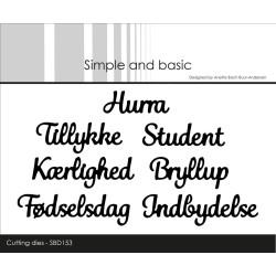 Simple And Basic - Danske...