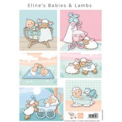 Marianne Design - Eline's Babies & Lambs - AK0085
