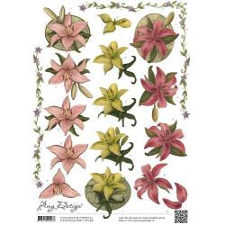 Amy Design - Bloemen - CD10465