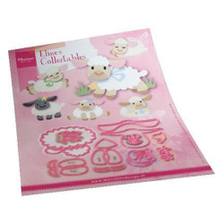 Marianne Design - Collectables - Eline's Lamb - COL1494