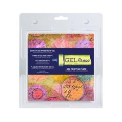 Gel Press - Square Plate