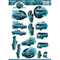 Yvonne Creations - Cars In...