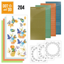 Dot And Do 204 - Butterfly...