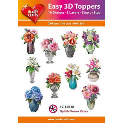 Easy 3D Toppers - Stylish...