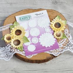 Lady E Design - Flower 11