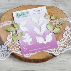 Lady E Design - Leaves 9