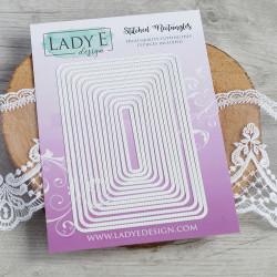 Lady E Design - Stitched...