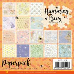 Jeanine's Art - Papirpakke - Humming Bees - JAPP10020
