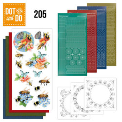 Dot And Do 205 - Buzzing Bees