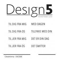 Design5 - Stempel - Danske...