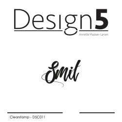 Design5 - Stempel - Smil -...
