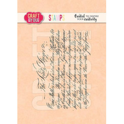 Craft & You - Clearstamp -...