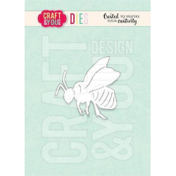 Craft & You - Bee - CW128