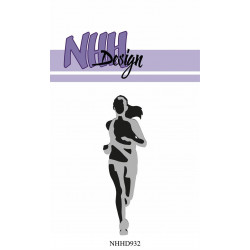 NHH Design - Female Runner...