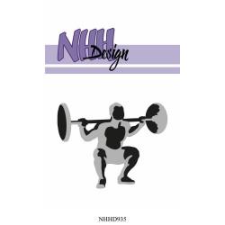 NHH Design - Weightlifter -...