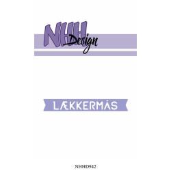 NHH Design - Lækkermås -...