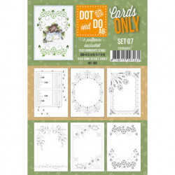 Dot And Do - Cards Only A6...