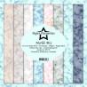 Paper Favourites - Papirpakke 15x15 - Marble Mix - PF175