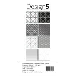 Design5 - Papirpakke 10x21...