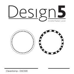 Design5 - Stempel - Circles...