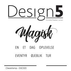 Design5 - Stempel - Magisk...