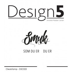 Design5 - Stempel - Smuk -...