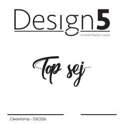 Design5 - Stempel - Top Sej...