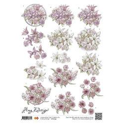 Amy Design - Bloemen - CD10233