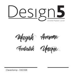 Design5 - Stempel - Små...