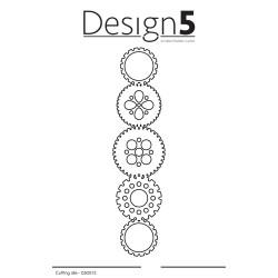 Design5 - Long Gears - D5D012