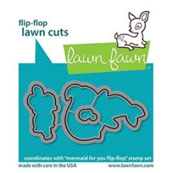 Lawn Fawn - Mermaid For You...