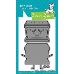 Lawn Fawn - Smiley S'more -...